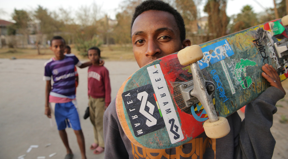 Image courtesy of Ethiopia Skate