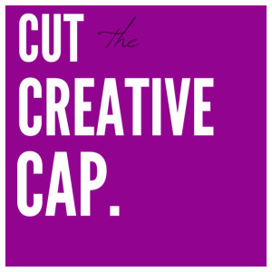 Bar none: cut the creative cap and let the artistic genius flow.