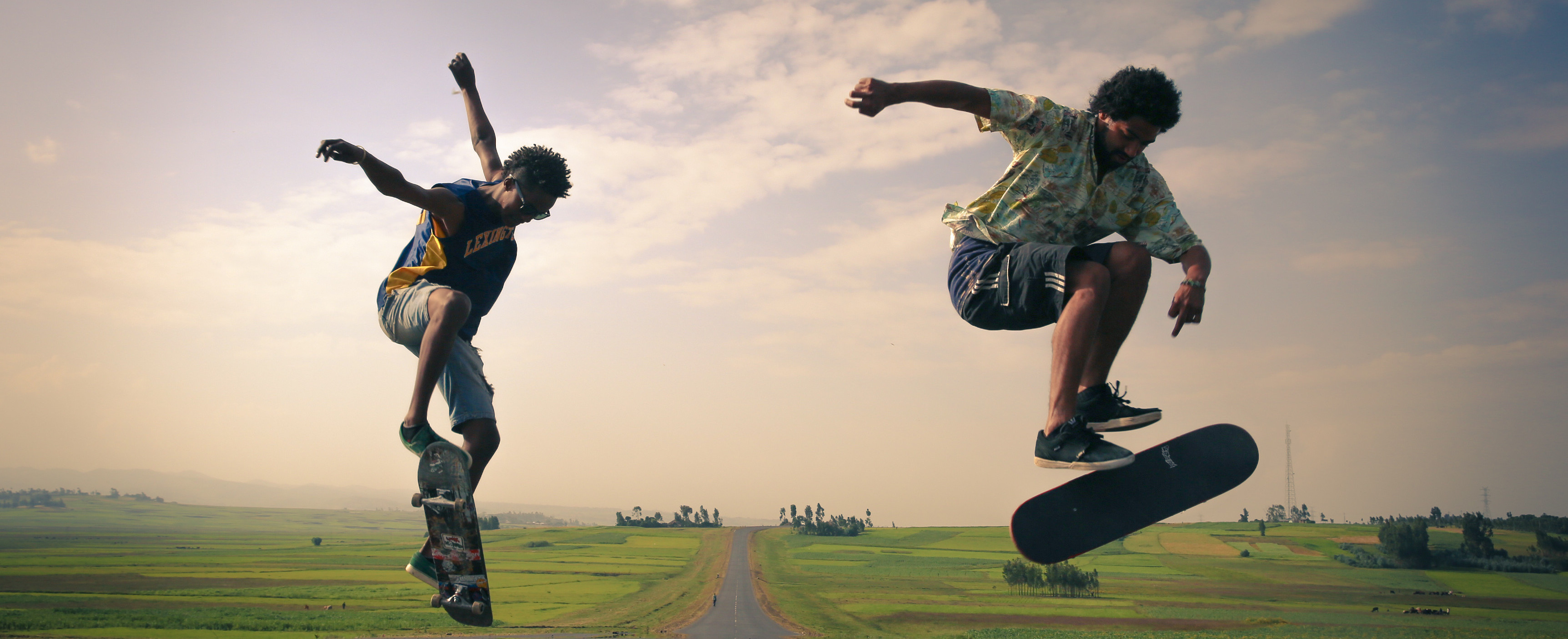 Image courtesy of Ethiopia Skate + Sean Stromsoe, the Colored Experience