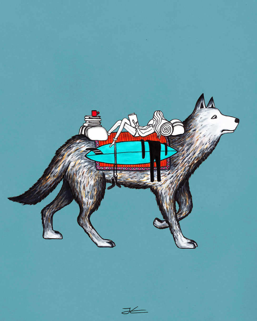 Wolf-Trip (Jonas Claesson)
