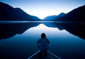 """Stillness"" courtesy of Michael Hyatt"